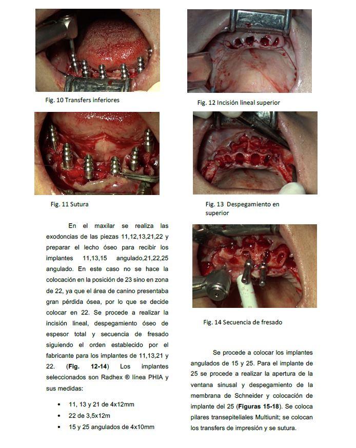 caso clinico pagina seis